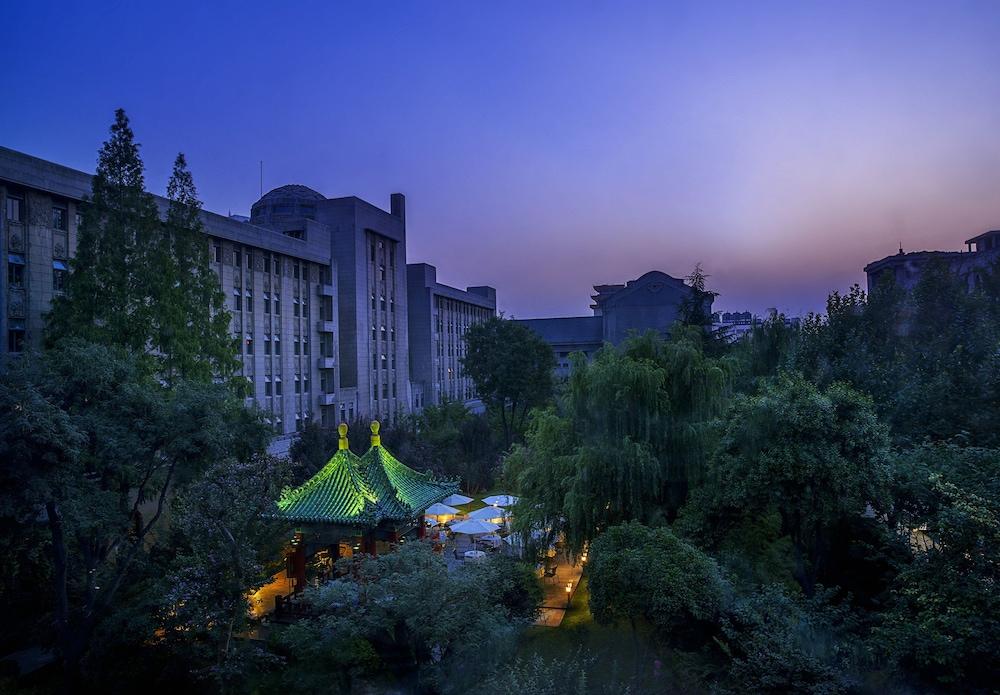 소피텔 시안 온 렌민 스퀘어(Sofitel Xian on Renmin Square) Hotel Image 54 - Aerial View