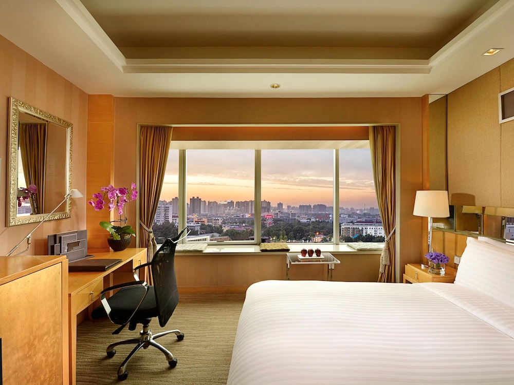 소피텔 시안 온 렌민 스퀘어(Sofitel Xian on Renmin Square) Hotel Image 18 - Living Room