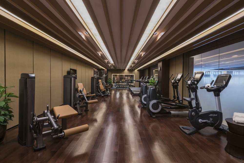 소피텔 시안 온 렌민 스퀘어(Sofitel Xian on Renmin Square) Hotel Image 27 - Fitness Facility