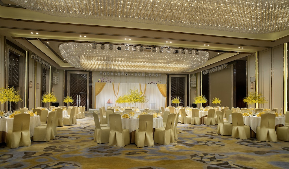 소피텔 시안 온 렌민 스퀘어(Sofitel Xian on Renmin Square) Hotel Image 47 - Meeting Facility