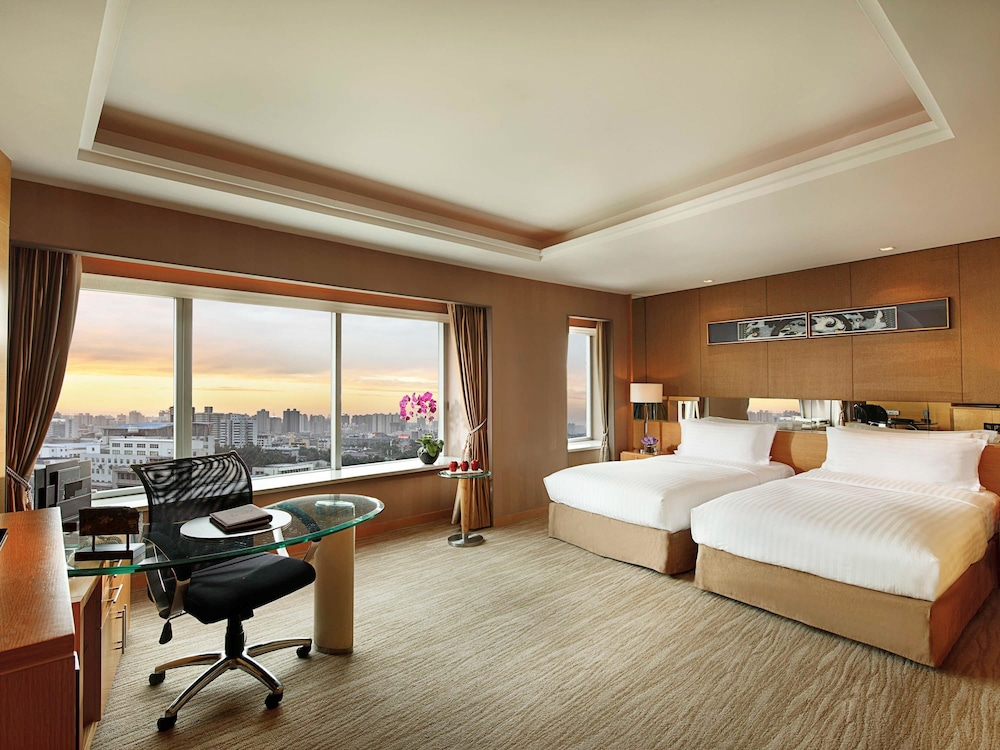 소피텔 시안 온 렌민 스퀘어(Sofitel Xian on Renmin Square) Hotel Image 20 - Living Room