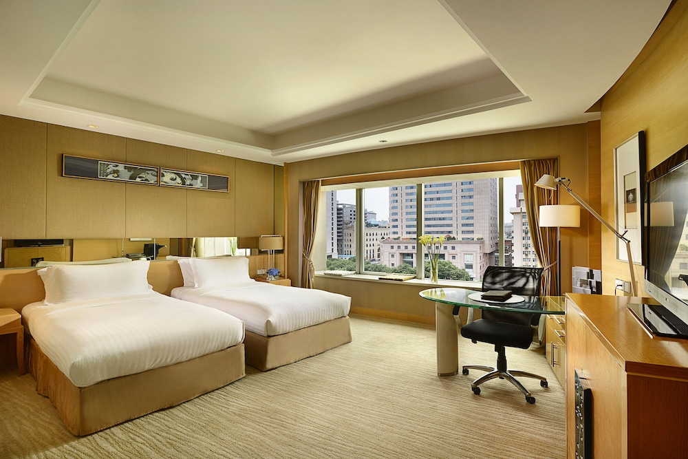 소피텔 시안 온 렌민 스퀘어(Sofitel Xian on Renmin Square) Hotel Image 12 - Living Room