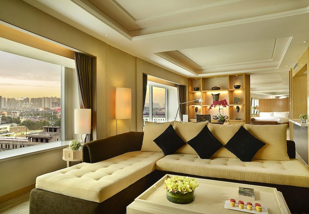 소피텔 시안 온 렌민 스퀘어(Sofitel Xian on Renmin Square) Hotel Image 10 - Guestroom