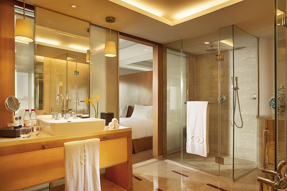 소피텔 시안 온 렌민 스퀘어(Sofitel Xian on Renmin Square) Hotel Image 23 - Bathroom