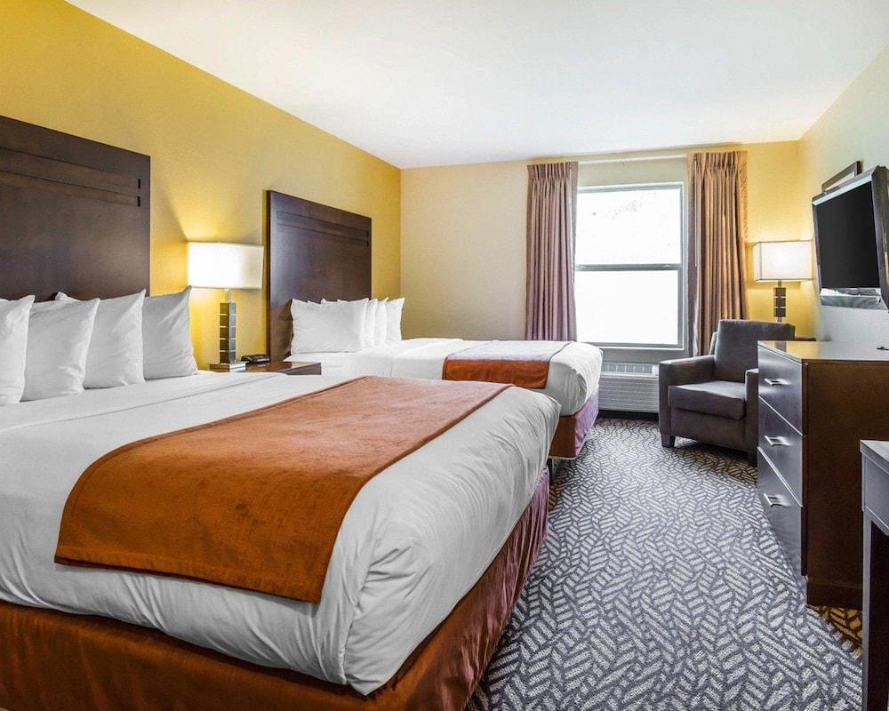 퀄리티 인 & 스위트 몬트클레어(Quality Inn & Suites Montclair) Hotel Image 6 - Guestroom