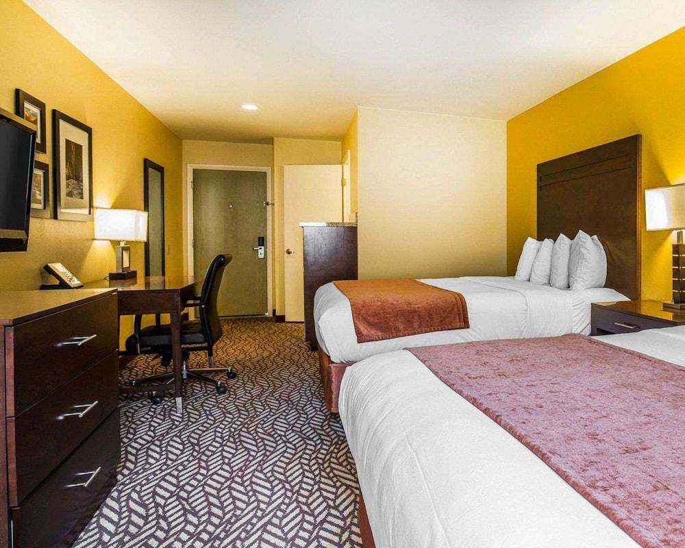 퀄리티 인 & 스위트 몬트클레어(Quality Inn & Suites Montclair) Hotel Image 7 - Guestroom