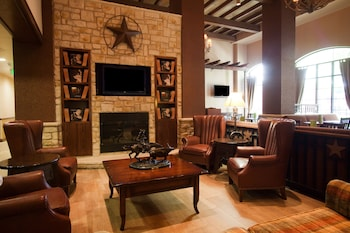 Lobby at Hyatt Place Fort Worth/Historic Stockyards in Fort Worth