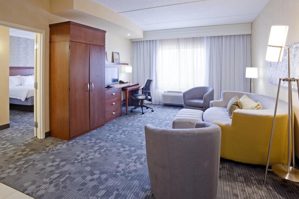 코트야드 바이 메리어트 로체스터 메이오 클리닉 지역/세인트메리스(Courtyard by Marriott Rochester Mayo Clinic Area/Saint Marys) Hotel Image 2 - Guestroom