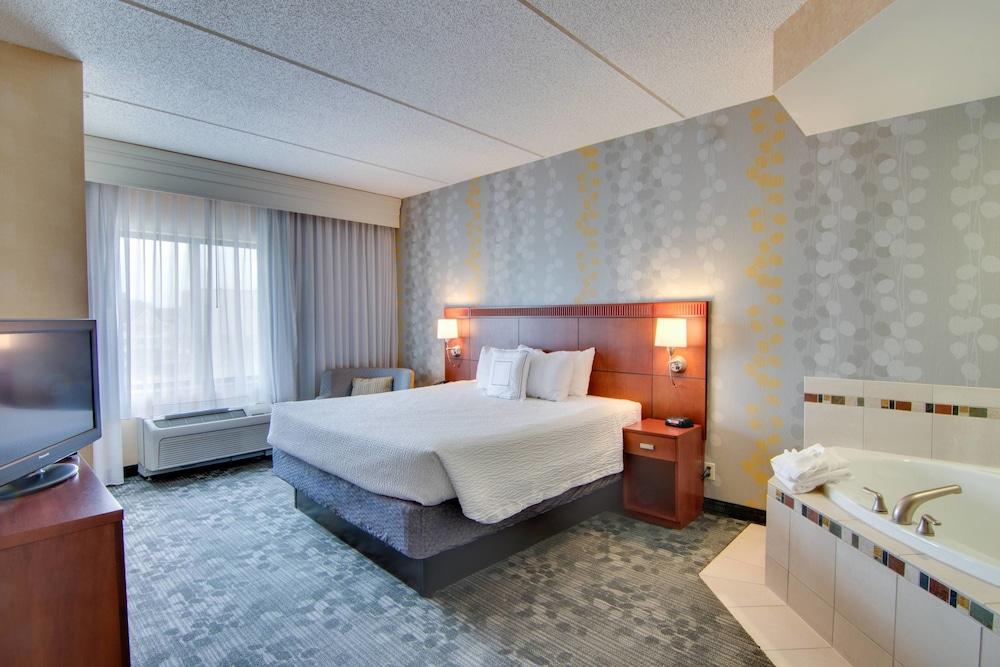 코트야드 바이 메리어트 로체스터 메이오 클리닉 지역/세인트메리스(Courtyard by Marriott Rochester Mayo Clinic Area/Saint Marys) Hotel Image 5 - Guestroom
