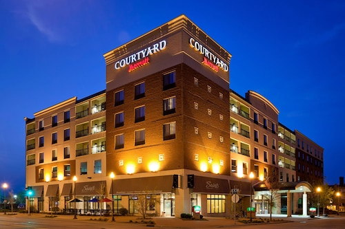 . Courtyard by Marriott Rochester Mayo Clinic Area/Saint Marys