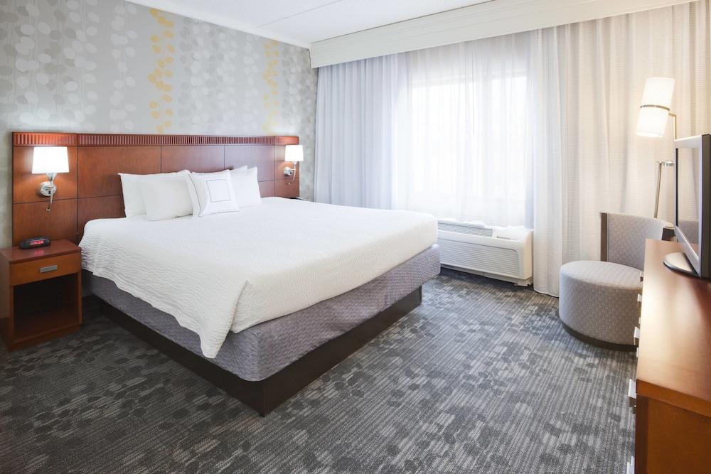 코트야드 바이 메리어트 로체스터 메이오 클리닉 지역/세인트메리스(Courtyard by Marriott Rochester Mayo Clinic Area/Saint Marys) Hotel Image 11 - Guestroom