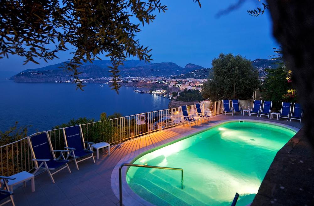 호텔 미라마레(Hotel Miramare) Hotel Image 34 - Rooftop Pool