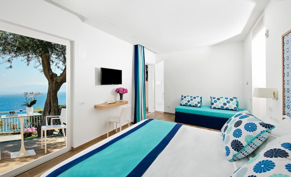 호텔 미라마레(Hotel Miramare) Hotel Image 6 - Guestroom