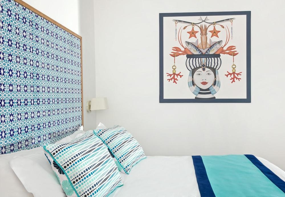 호텔 미라마레(Hotel Miramare) Hotel Image 15 - Guestroom