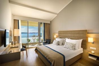 Superior Twin Room, Balcony Or Terrace, Sea Facing