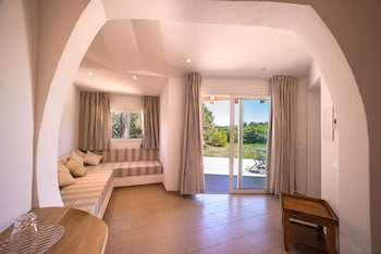 Family Quadruple Room, Multiple Beds, Sea View