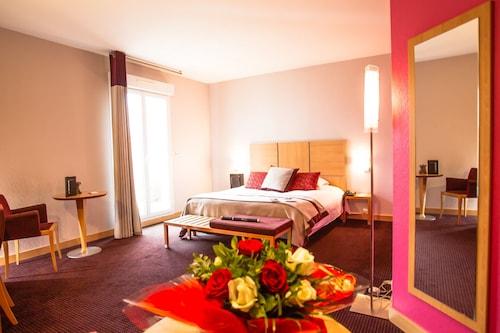 . Le Richebourg Hotel Restaurant & Spa