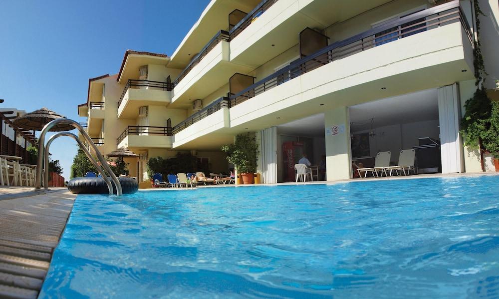 캐러벨 아파트먼트 호텔(Caravel Apartment Hotel) Hotel Image 15 - Balcony
