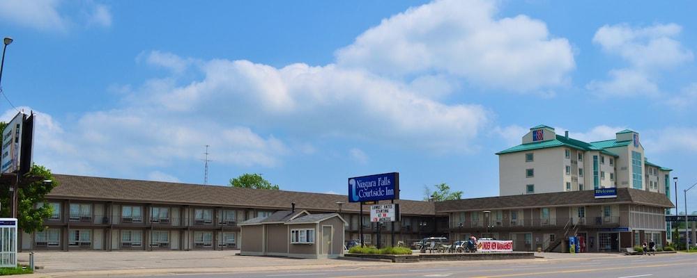 나이아가라 폴스 코트사이드 인(Niagara Falls Courtside Inn) Hotel Image 21 - Exterior