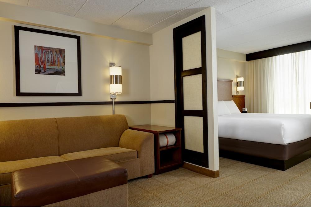 하얏트 플레이스 컬럼버스 노스(Hyatt Place Columbus-North) Hotel Image 8 - Guestroom