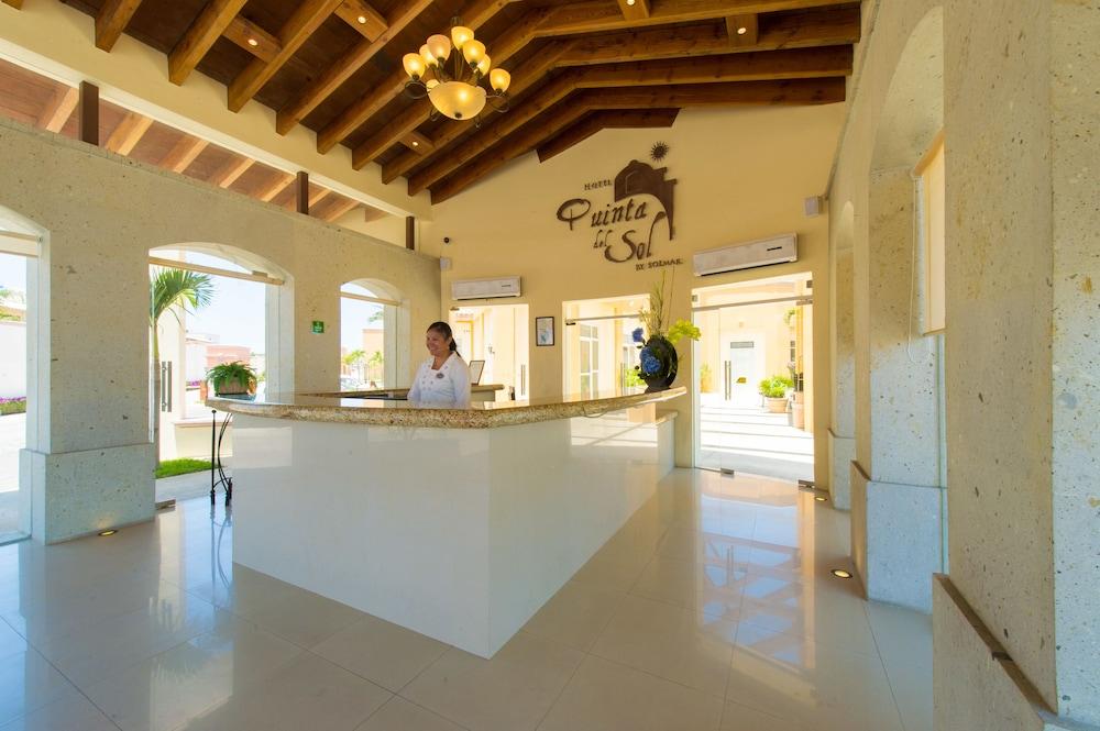 퀸타 델 솔(비용 일체 포함) 바이 솔마르(Quinta del Sol by Solmar) Hotel Image 10 - Reception