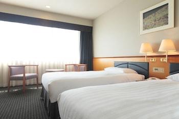 エコノミー ツインルーム シングルベッド 2 台 禁煙|ホテル日航奈良