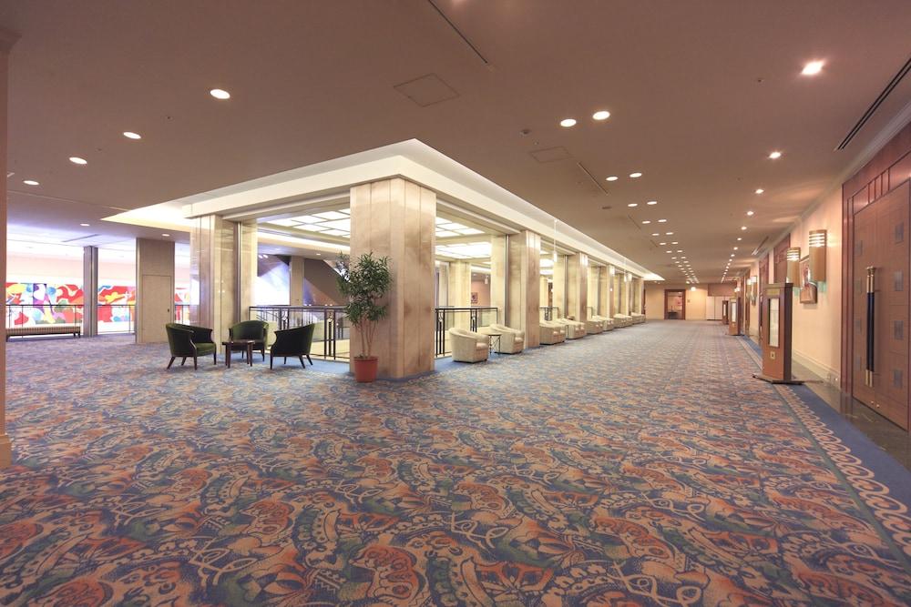 호텔 니코 나라(Hotel Nikko Nara) Hotel Image 75 - Hallway