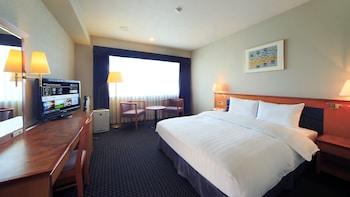 エコノミー ダブルルーム 1 ベッドルーム 禁煙|ホテル日航奈良