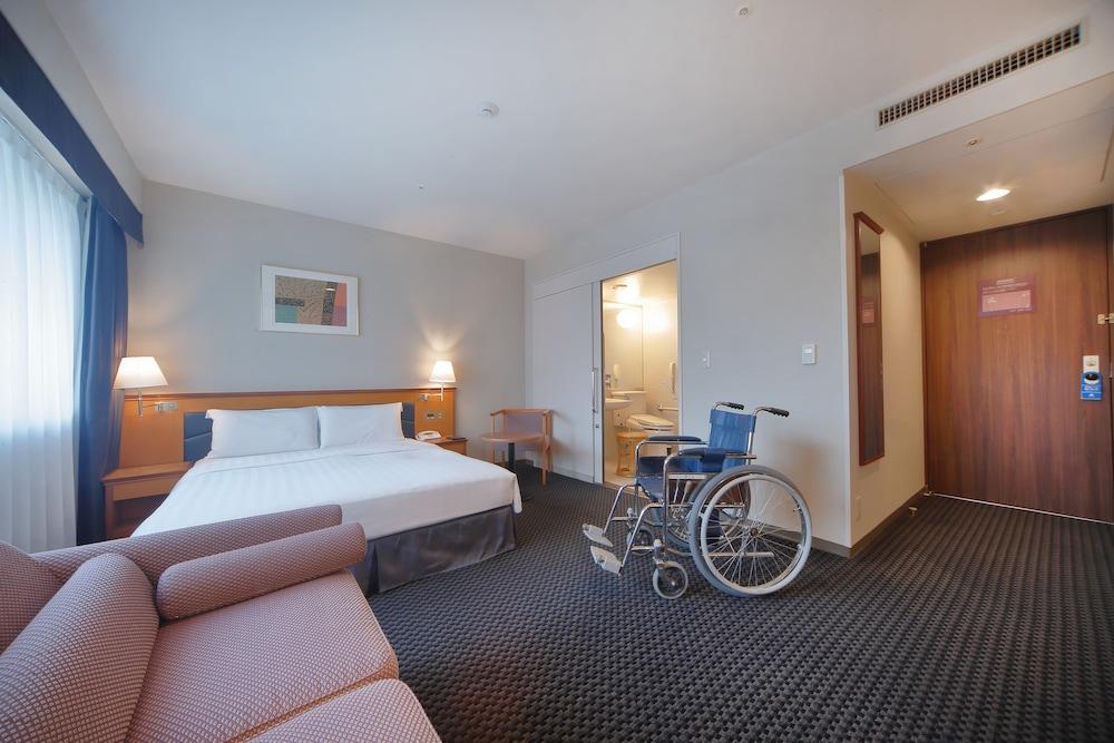 호텔 니코 나라(Hotel Nikko Nara) Hotel Image 25 - Guestroom