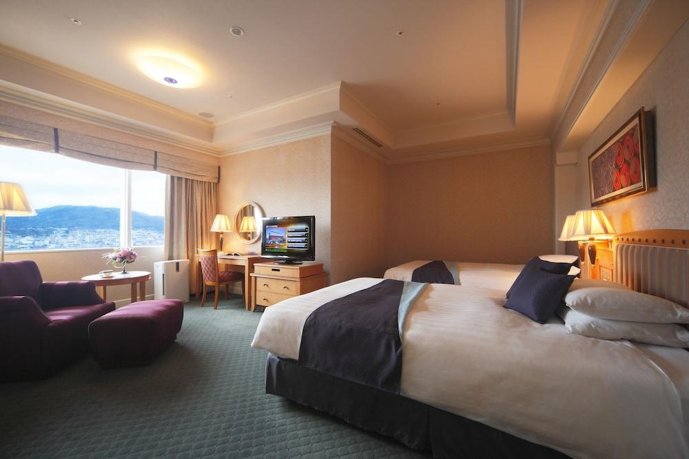호텔 니코 나라(Hotel Nikko Nara) Hotel Image 21 - Guestroom