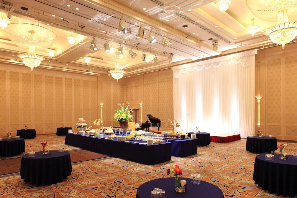 호텔 니코 나라(Hotel Nikko Nara) Hotel Image 70 - Banquet Hall