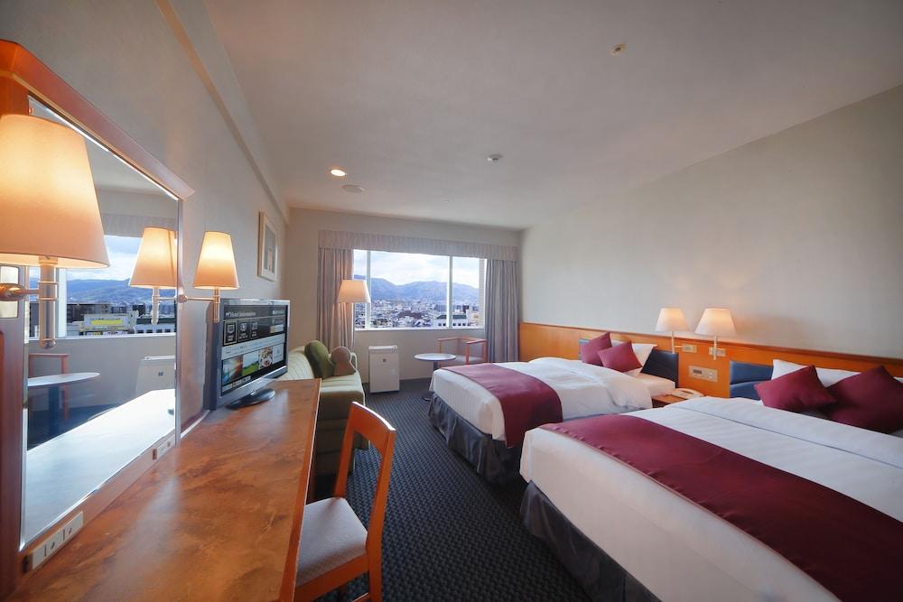 호텔 니코 나라(Hotel Nikko Nara) Hotel Image 26 - Guestroom