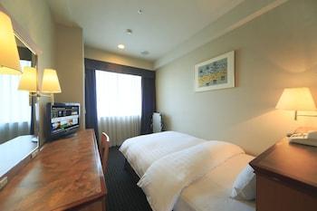 シングルルーム シングルベッド 1 台 禁煙|ホテル日航奈良