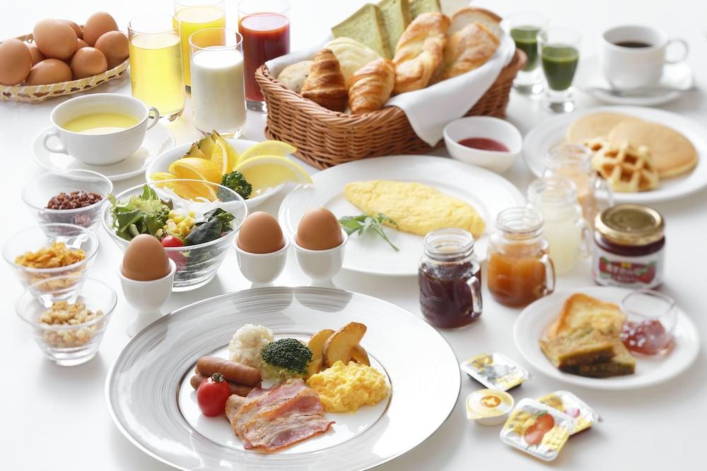 호텔 니코 나라(Hotel Nikko Nara) Hotel Image 56 - Breakfast buffet