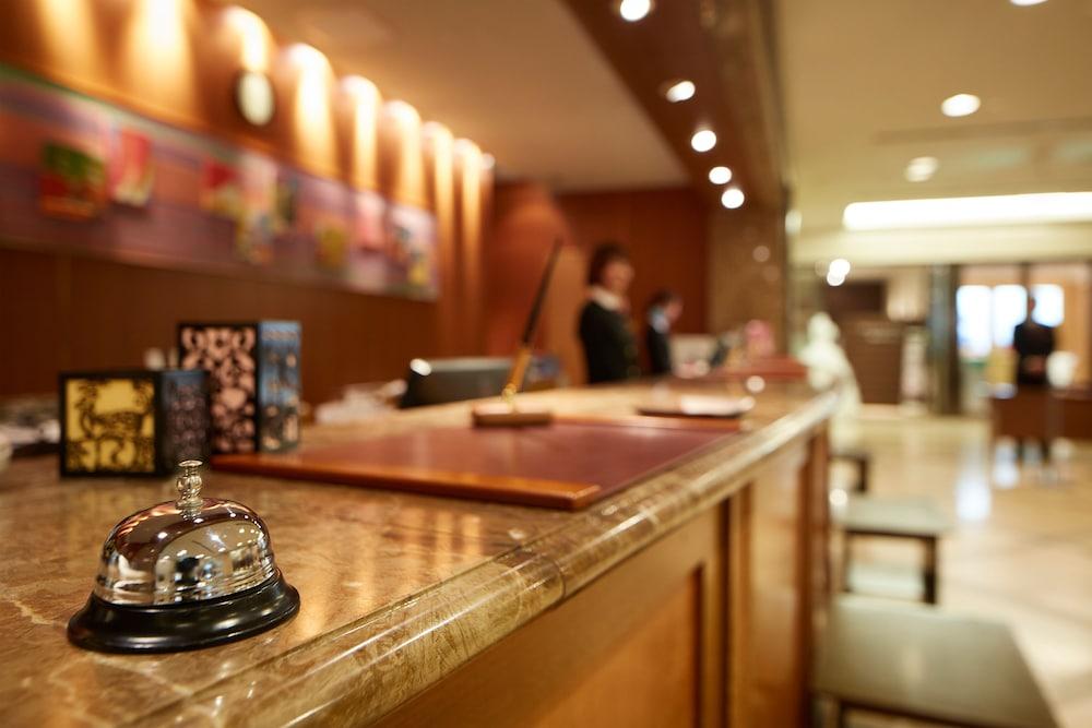 호텔 니코 나라(Hotel Nikko Nara) Hotel Image 4 - Reception
