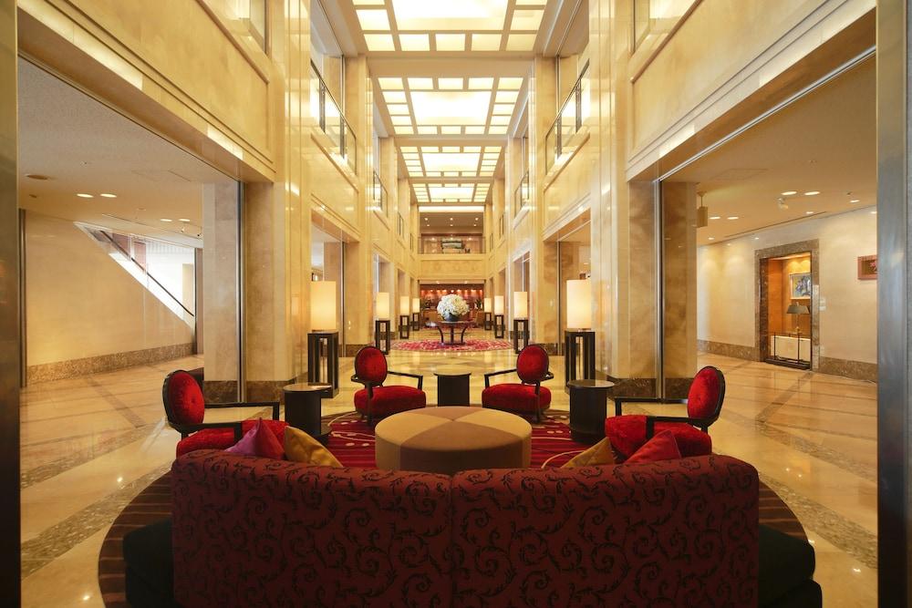 호텔 니코 나라(Hotel Nikko Nara) Hotel Image 2 - Lobby Sitting Area
