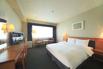 エコノミー ダブルルーム 1 ベッドルーム 禁煙|23㎡|ホテル日航奈良