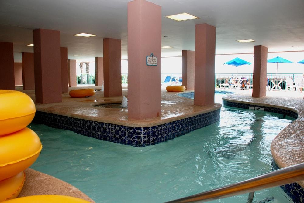 샌드캐슬 오션프런트 리조트 사우스비치(Sandcastle Oceanfront Resort South Beach) Hotel Image 4 - Pool