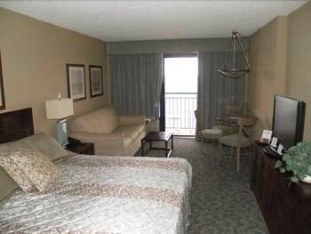 샌드캐슬 오션프런트 리조트 사우스비치(Sandcastle Oceanfront Resort South Beach) Hotel Image 22 - Guestroom