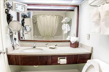 샌드캐슬 오션프런트 리조트 사우스비치(Sandcastle Oceanfront Resort South Beach) Hotel Image 51 - Bathroom