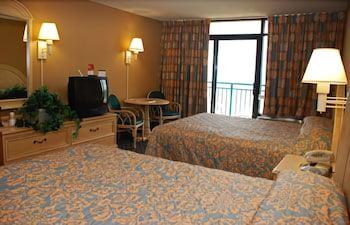 샌드캐슬 오션프런트 리조트 사우스비치(Sandcastle Oceanfront Resort South Beach) Hotel Image 53 - Guestroom