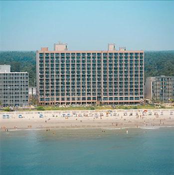 샌드캐슬 오션프런트 리조트 사우스비치(Sandcastle Oceanfront Resort South Beach) Hotel Image 67 - Beach