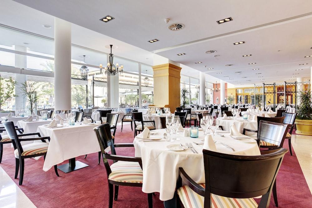 그루포텔 플라야 데 팔마 수이테스 앤드 스파(Grupotel Playa de Palma Suites & Spa) Hotel Image 39 - Restaurant