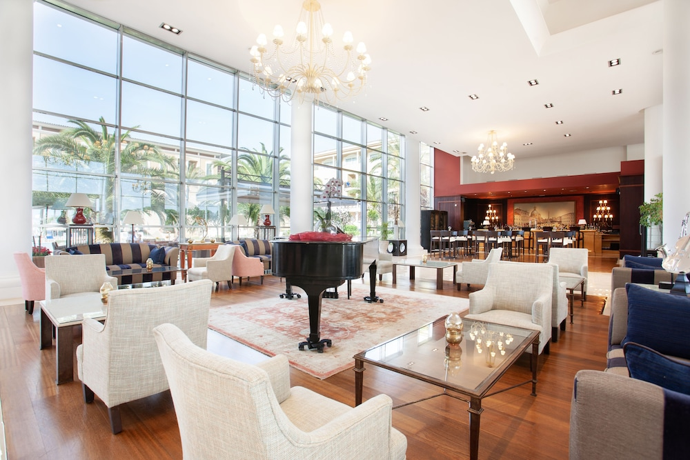 그루포텔 플라야 데 팔마 수이테스 앤드 스파(Grupotel Playa de Palma Suites & Spa) Hotel Image 44 - Hotel Bar