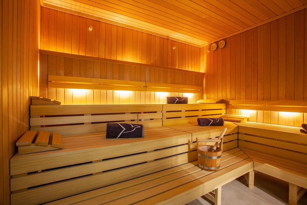 그루포텔 플라야 데 팔마 수이테스 앤드 스파(Grupotel Playa de Palma Suites & Spa) Hotel Image 34 - Sauna