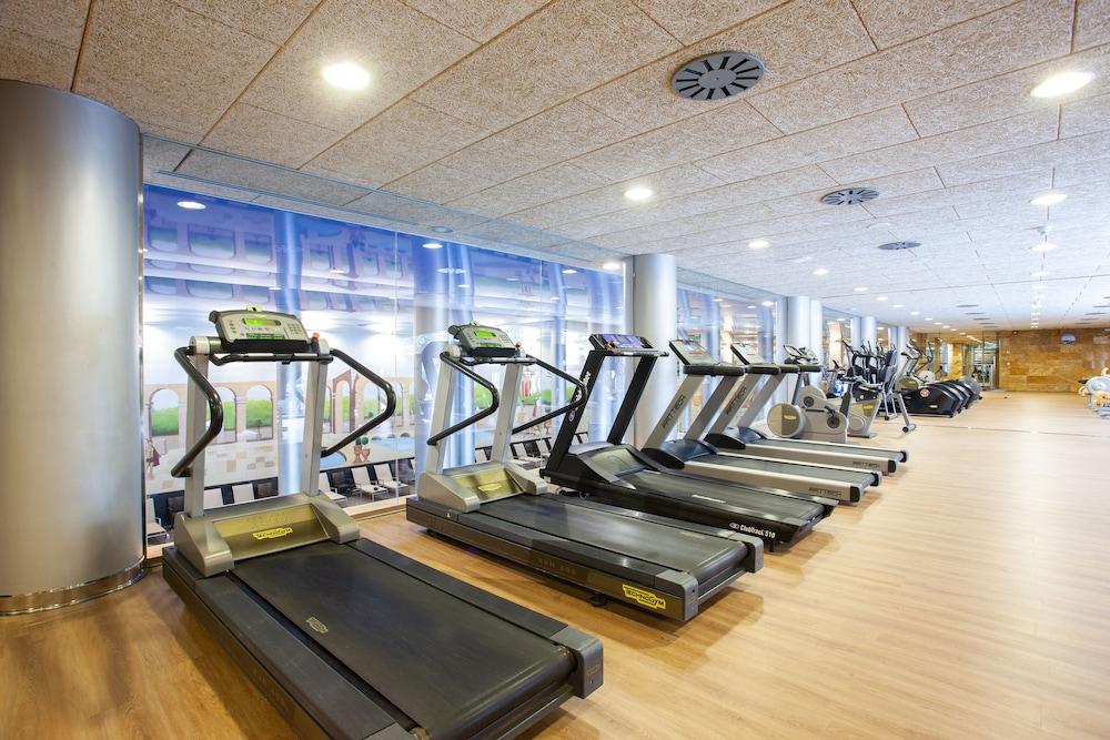 그루포텔 플라야 데 팔마 수이테스 앤드 스파(Grupotel Playa de Palma Suites & Spa) Hotel Image 25 - Fitness Studio