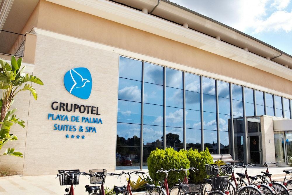 그루포텔 플라야 데 팔마 수이테스 앤드 스파(Grupotel Playa de Palma Suites & Spa) Hotel Image 2 - Hotel Entrance