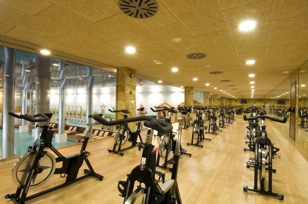 그루포텔 플라야 데 팔마 수이테스 앤드 스파(Grupotel Playa de Palma Suites & Spa) Hotel Image 23 - Fitness Facility