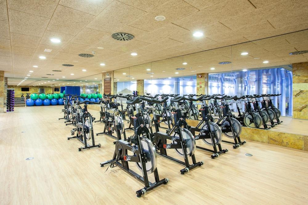 그루포텔 플라야 데 팔마 수이테스 앤드 스파(Grupotel Playa de Palma Suites & Spa) Hotel Image 48 - Gym