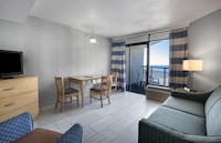 Suite, Multiple Beds, Partial Ocean View
